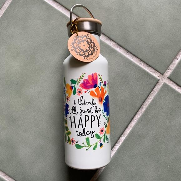18oz. Natural Life Unicorn Traveler Water Bottle